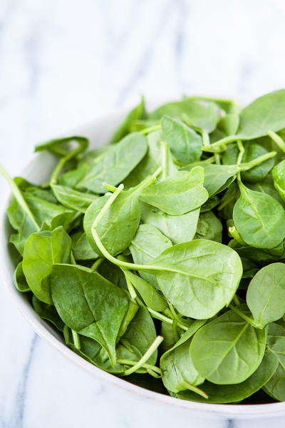 How to Freeze Spinach Picture