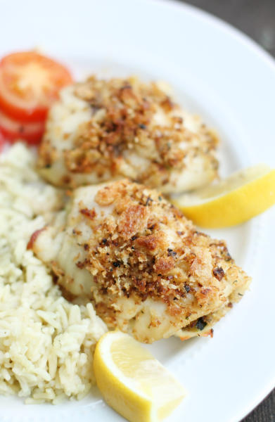 Tilapia Roulade Picture