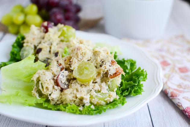 Paleo Chicken Salad Photo