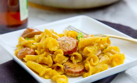 One Pot Cajun Pasta Recipe