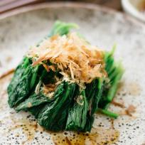 Spinach Ohitashi Recipe