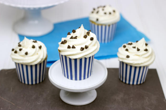 Chocolate Chip Cupcakes Photo