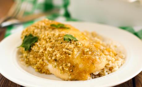 Gluten Free Creamy Chicken Casserole Recipe