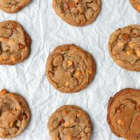 Brown Butter Cinnamon Butterscotch Cookies Recipe