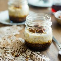 Vegan Pecan Pie Overnight Oats Recipe