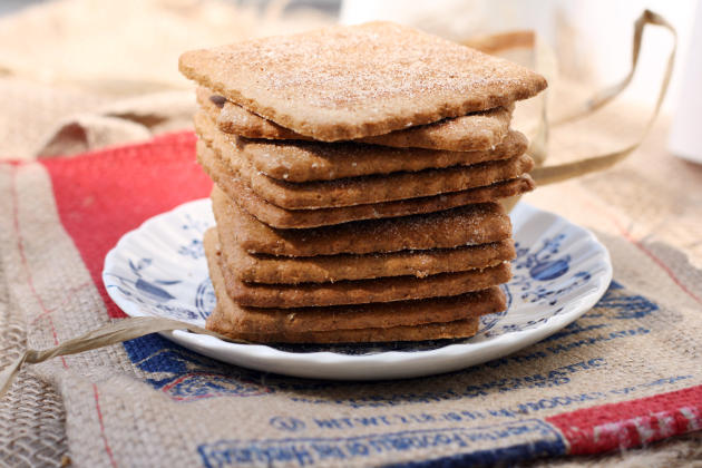 Homemade Graham Crackers Pic