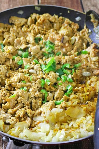 Chicken Keema Picture