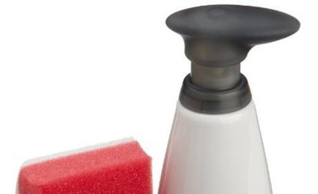 Casabella Sink Sider Soap Dispenser Review