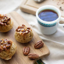 Sticky Bun Muffins Recipe