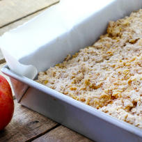 Apple Crisp Bars Recipe