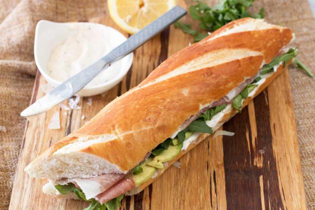 Rocket Sandwich Image