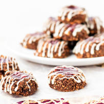 Healthy Thumbprint Cookies Recipe