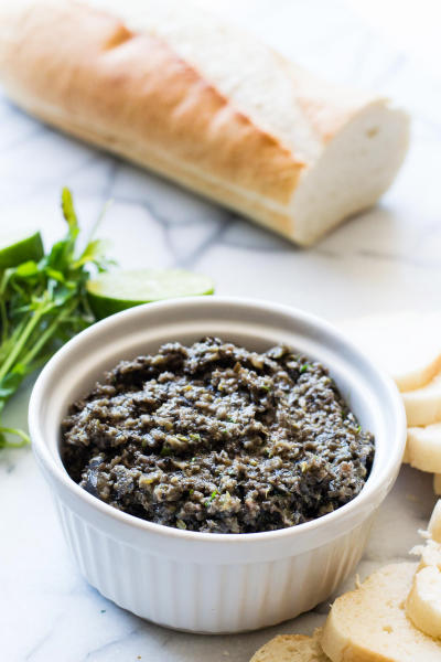 Black Olive Tapenade Picture