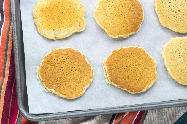 How to Freeze Pancakes Image