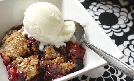 Berry Cobbler Recipe