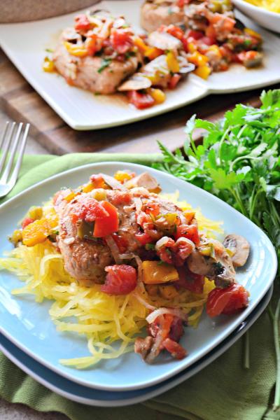 Skillet Pork Chops Image