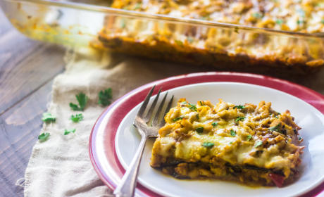 Low Carb Lasagna Recipe