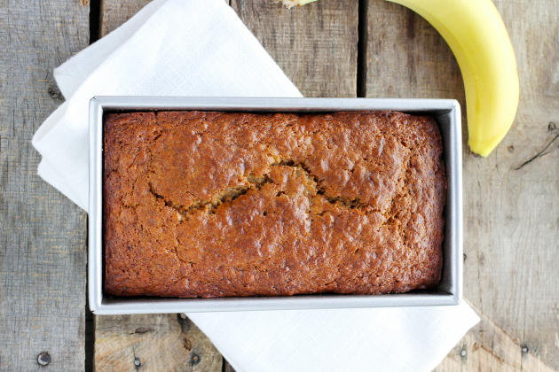 Classic Banana Bread Photo