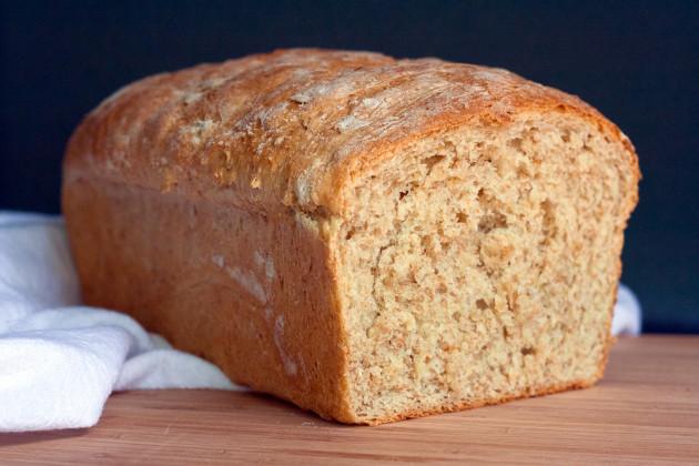Oatmeal Honey Bread Recipe — Dishmaps