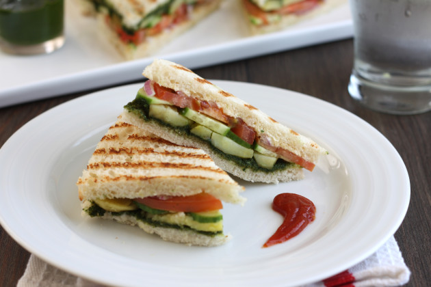 Mumbai Sandwich: An Exotic Trip to India with Lunch - Food Fanatic