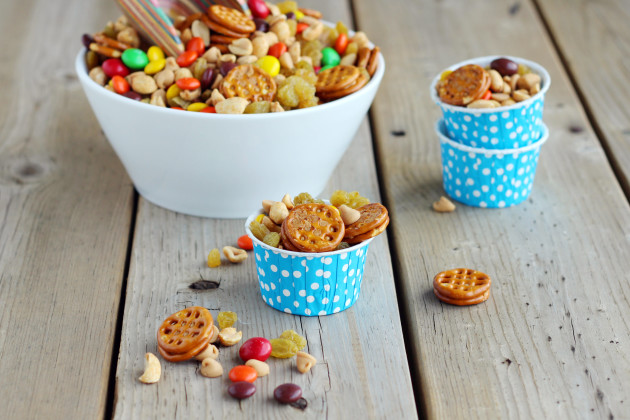 Homemade Trail Mix: Peanut Buttery Goodness to the Extreme - Food ...