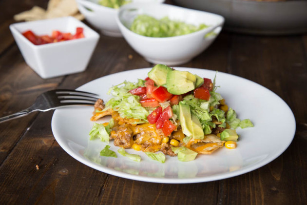 Beef Taco Skillet: Easy Tex Mex Supper - Food Fanatic