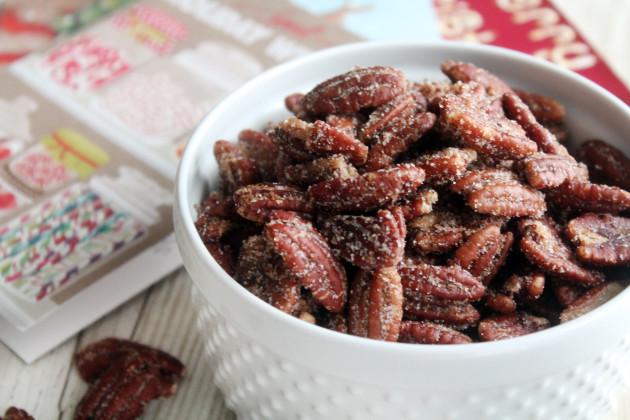 Sugared Pecans: Texas Tradition - Food Fanatic
