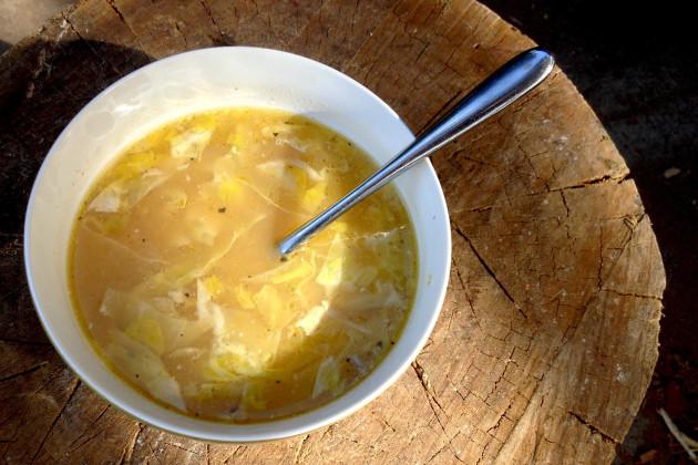 Detox Soup - Food Fanatic