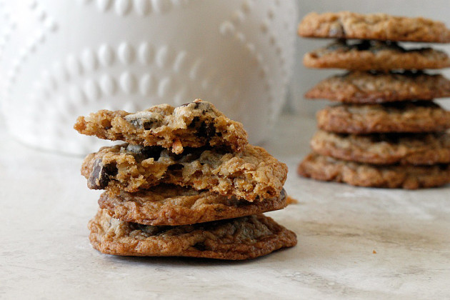 Oatmeal Coconut Chocolate Chip Cookies: Toasty Cookie Nirvana - Food ...