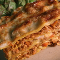Lasagna Bolognese Picture