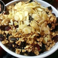 Bethenny Frankel Granola Recipe