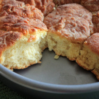 Buttermilk Biscuit Recipe