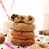 Chocolate-chip-donuts-photo
