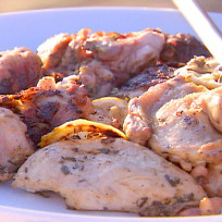 Barefoot Contessa Butterflied Chicken Recipe