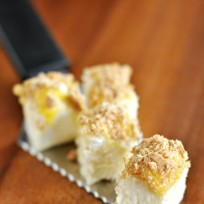 Lemon Meringue Fudge Picture