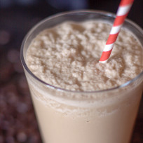 Dairy Free Coconut Mocha Frappe Picture
