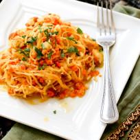 Spaghetti Squash Picture
