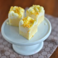 Orange Julius Fudge Recipe