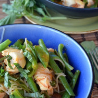 Thai-chicken-with-green-beans