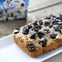 Cookies & Cream Ice Cream Bread Recipe