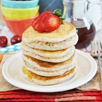 Vegan Pancakes Photo