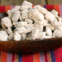 Pumpkin Pie Muddy Buddies Recipe
