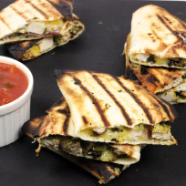 Grilled Chicken Quesadilla Recipe