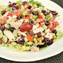 Chopped Salad Photo