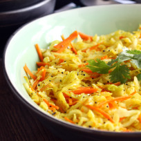Cabbage Stir Fry Recipe