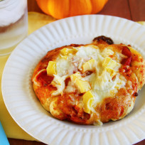 Pumpkin Pizza Dough Recipe