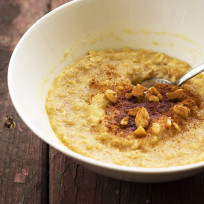 Apple Cider Oatmeal Photo