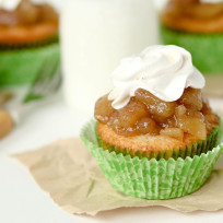 Apple Pie Cupcakes Photo