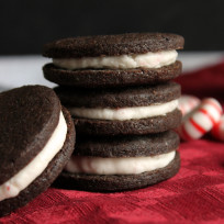 Peppermint Candy Cane Cookies Recipe
