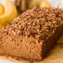 Gluten Free Banana Bread Photo